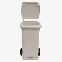 Carro Gari COM Pedal 240 Litros